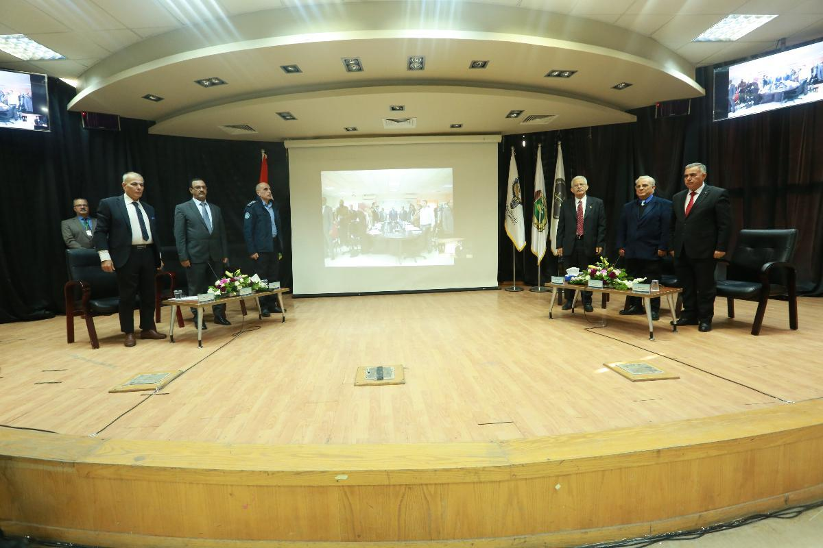 QOU, Al-Istiqlal and Prosecutor's Office organize the national conference entitled