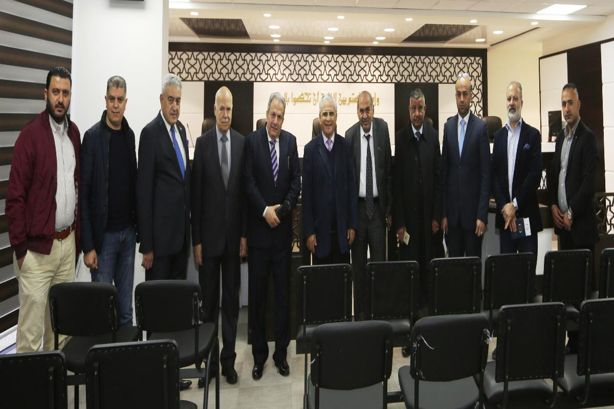 QOU and the Supreme Constitutional Court Discuss Cooperation
