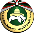 Logo Al-Quds Open University